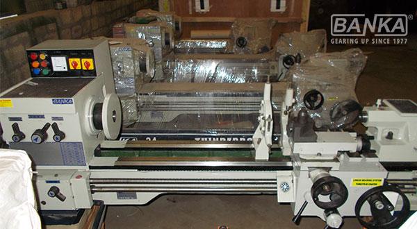 Banka Lathe Machine