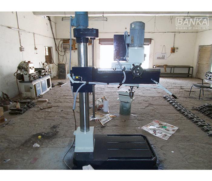 Banka Drill Machines