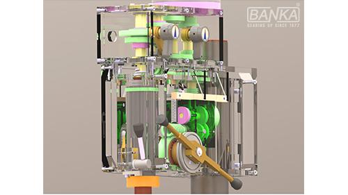 Core Drill Design