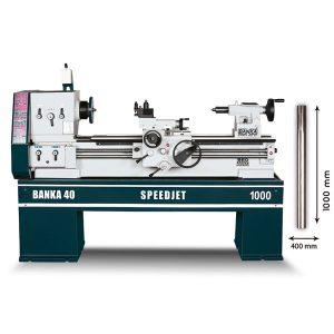Buy Lathe - BANKA 40 SPEEDJET - All Gear Lathe Machine