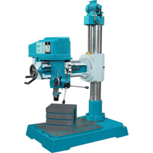 Radial Drill Machine R40 Back Geared