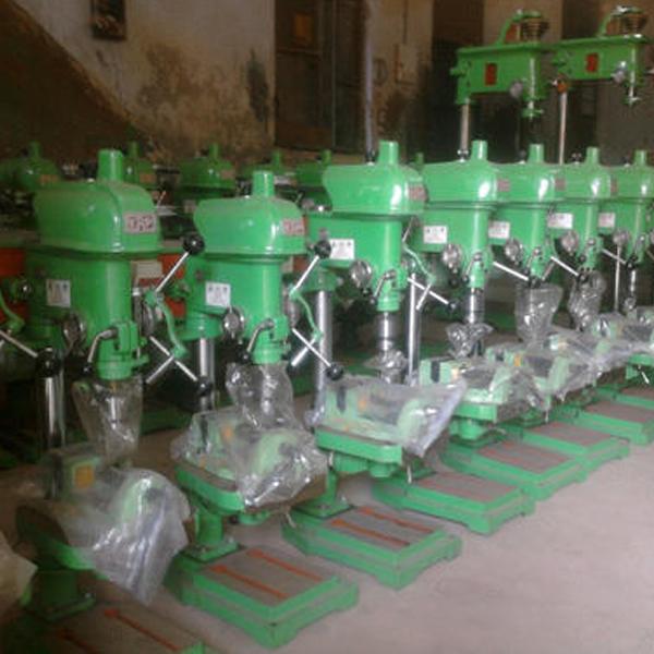 drilling machine stock of BANKA
