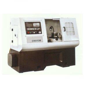 CNC Lathe Machines - CJK6136