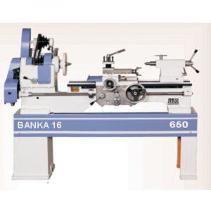 Cone Pulley Lathe Machine - BANKA 16
