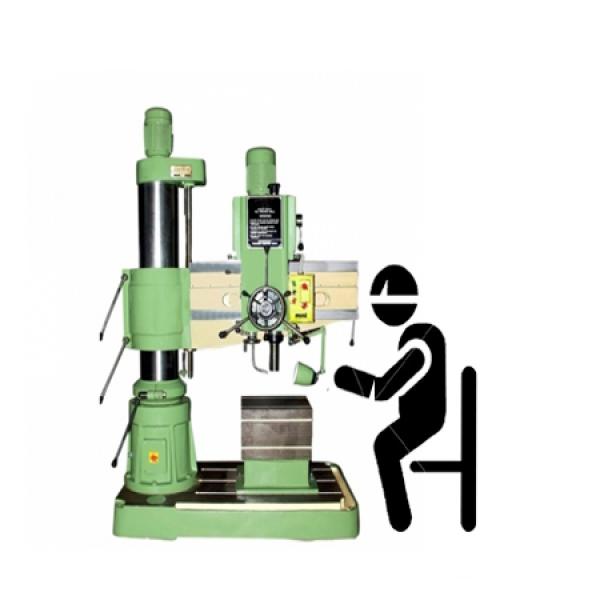All Gear Radial Drill Machine 50 MM