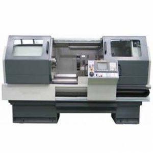 CNC Lathe Machine - CKE 6110M