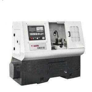 CNC Lathe Machine - CJK6132