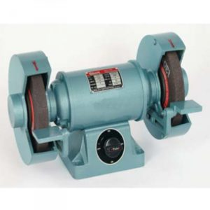 Light Duty Pipe Type Bench Grinder (Two Bearings)