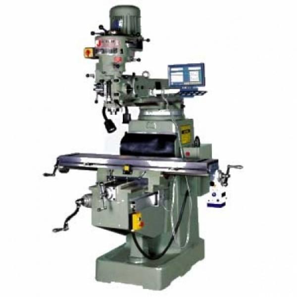 M4 Vertical Turret Milling Machine