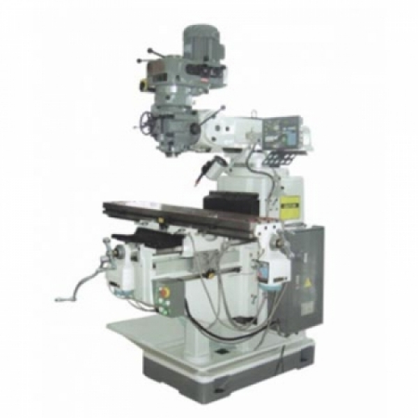 M3 Vertical Turret Milling Machine