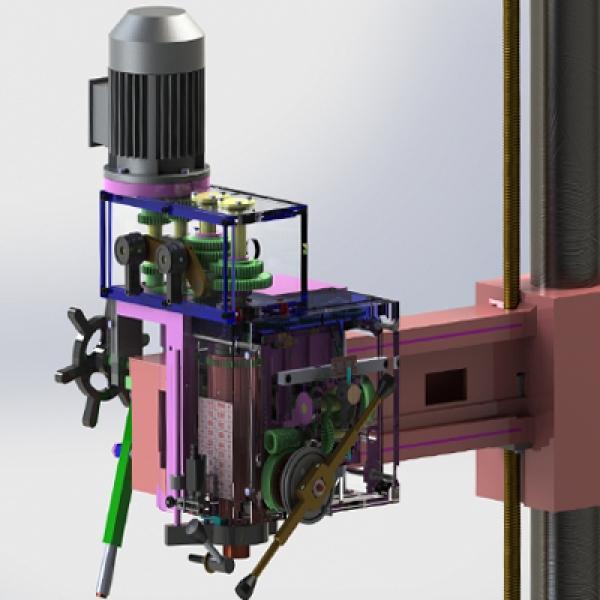 BANKA 38R ArmStrong - Radial Drill Machine