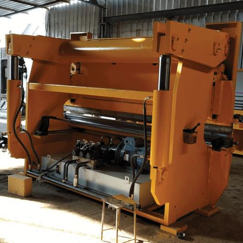 Hydraulic Press Brake Machine - Press Brake Machine In India