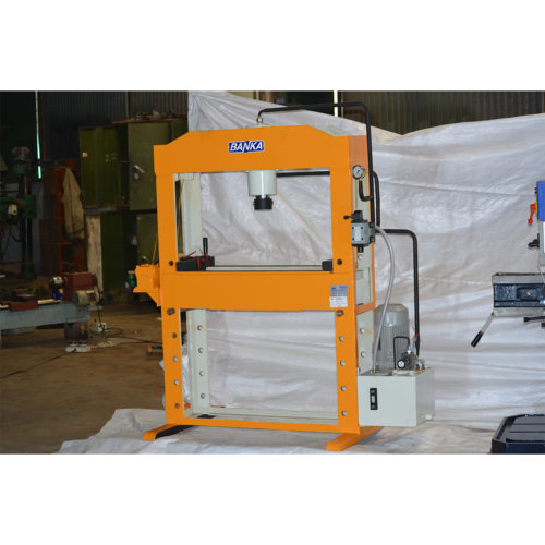 Hydraulic Press Machine - Cylinder Machine - Pillar Type