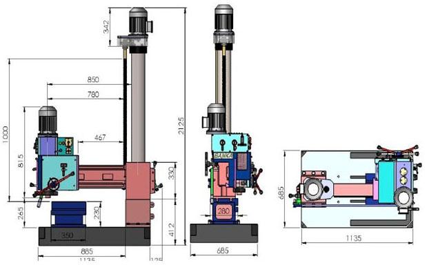 radial-drill-information