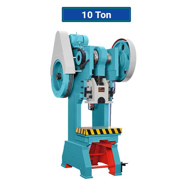 C Type Power Press Machine 10 Ton Power Press Machine Price