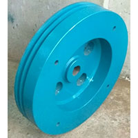 Fly Wheel For C Type Power Press Machine 100 Tons
