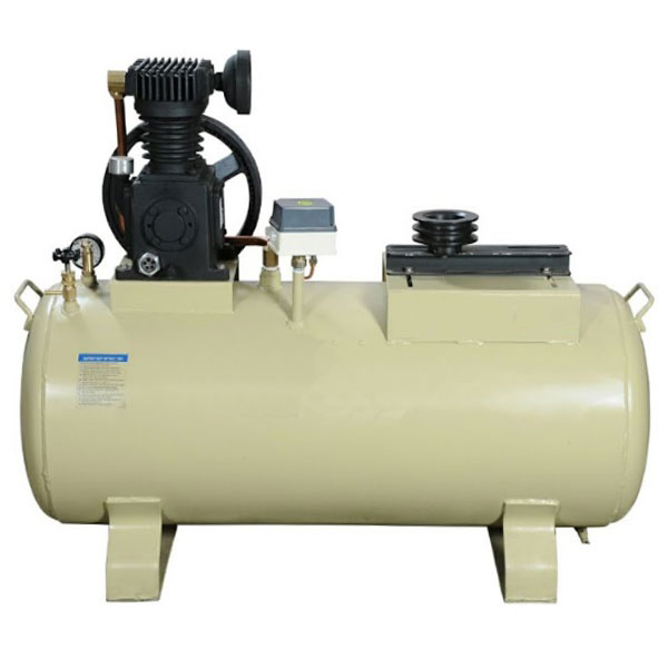 Air Compressor Single Stage - Pressure Machine - Tank Capacity 36 To 200  Litter - Including Pressure Gauge And Valve Automatic Switch